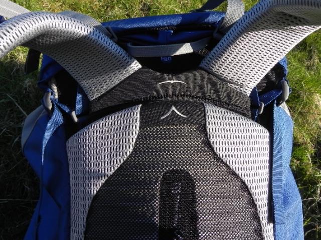 Adjustable back system