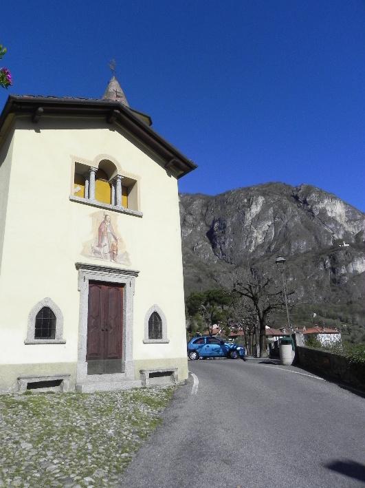 Chapel, Griante